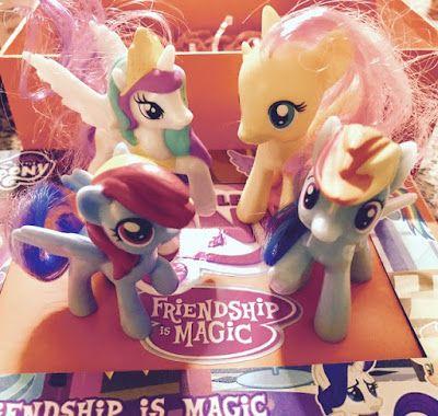 My Little Pony  Every day is #FriendshipDay #friendshipismagic #Hasbro #MLP