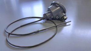 Resistance Thermometer Pt100 for Autoclaves