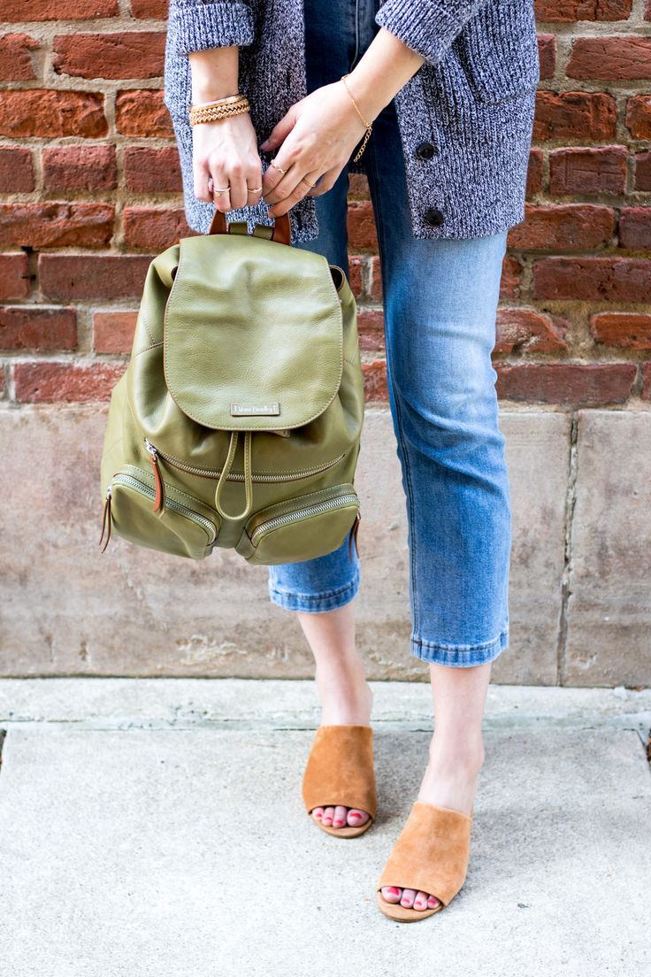 vera bradley backpack // best backpacks for young professionals