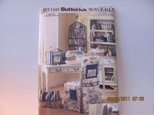 Butterick B5160_Sewing Covers