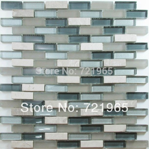 Find More Mosaics Information about Brick glass stone mosaic tiles backspalsh kitchen wall tile SGMT082 stone glass bathroom tiles glass mosaic tiles,High Quality mosaic medallion,China mosaic art Suppliers, Cheap mosaic tile floor design from My Building Shop on Aliexpress.com