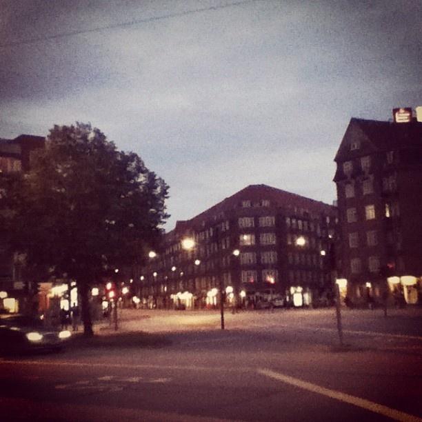#copenaghen #night #love #city #picoftheday