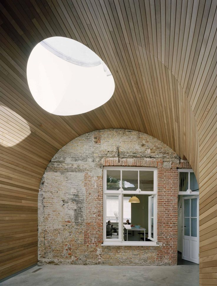 Vault Room in Brussels by 51N4E | Yellowtrace
