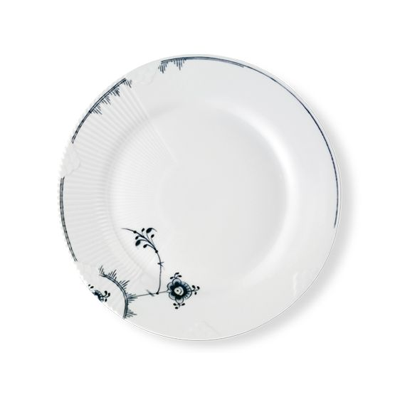 royal copenhagen multicoloured elements lunch plate 21 cm. Black Bedroom Furniture Sets. Home Design Ideas