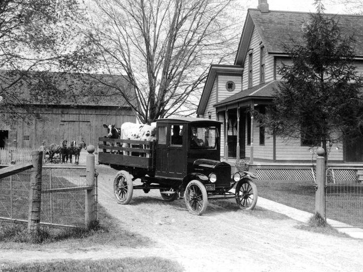 Ford Model TT Truck 1920