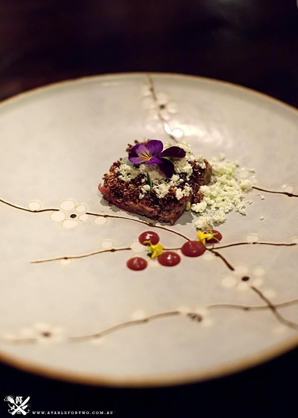Amuse Restaurant Perth