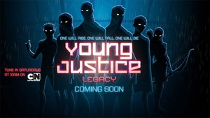 Young Justice GAME!!!!!