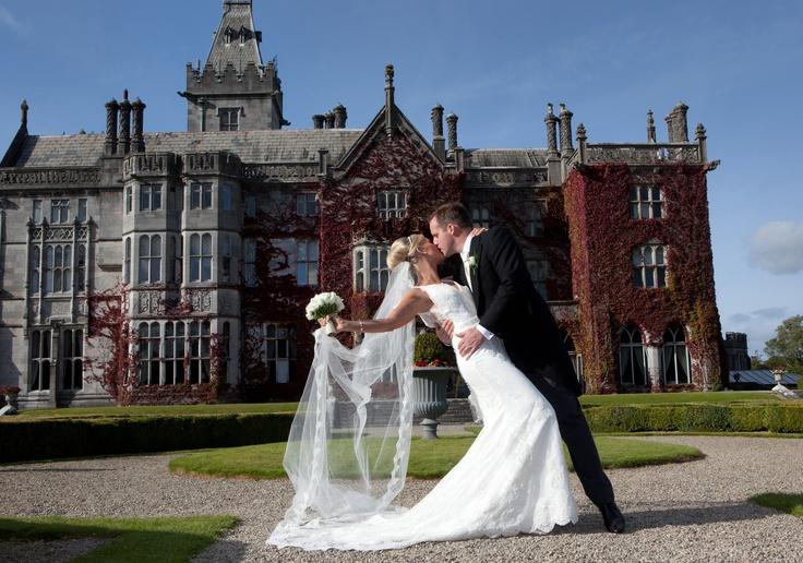 Adare Manor Hotel and Golf Resort in County Limerick, Ireland