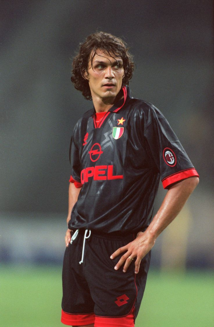 Paulo Maldini. One of the best defenders I have ever seen in my life.