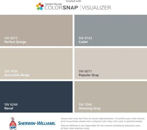 8 Best Th Main Paint Color Sw Canvas Tan Images On: Best 25+ Sherwin Williams Perfect Greige Ideas On
