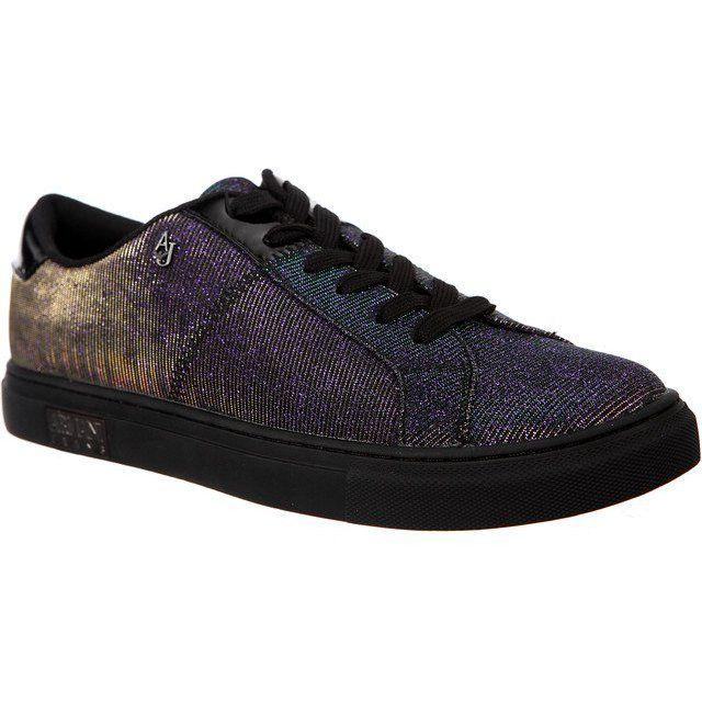 Polbuty Damskie Armanijeans Kolorowe Armani Jeans Woman Sneaker 9252397a659 00243 Sneakers Womens Sneakers Popular Shoes