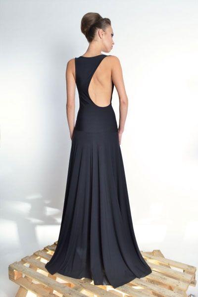 Bella - długa suknia na czerwony dywan   Milita Nikonorov oficjalny butik projektantki