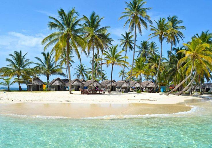 #Ileparadisiaque : le top 10 des plus belles îles paradisiaques - Elle