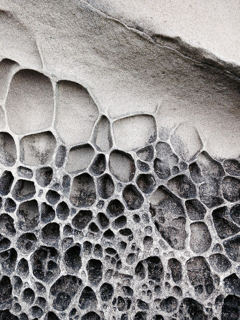 Rock formation texture for modern home decor inspiration. See more: http://www.brabbu.com/en/inspiration-and-ideas/