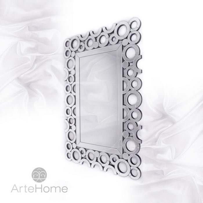 Lustro dekoracyjne ArteHome Cecylia | sklep PrezentBox - akcesoria, zegary ścienne, prezenty