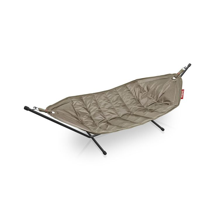 Fatboy Headdemock Double Hammock And Stand Taupe   HDMDLX TPW