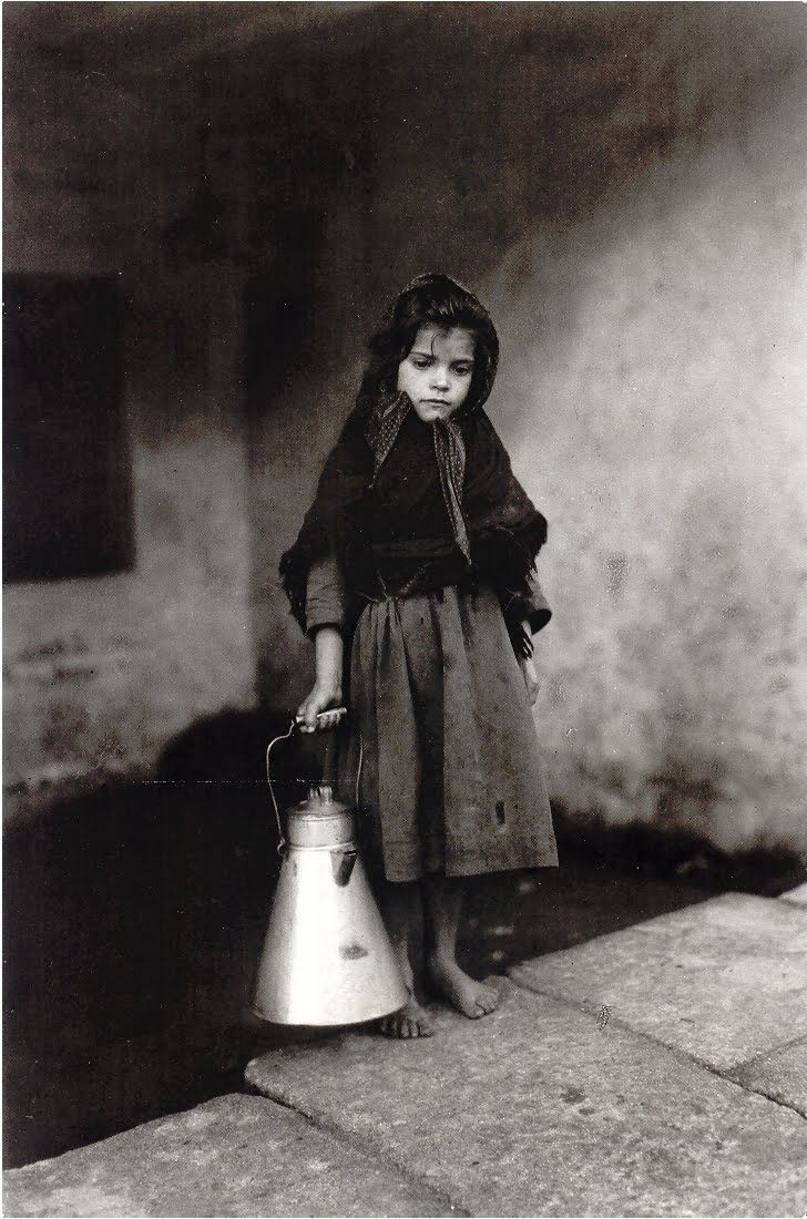 The Galician Milkmaid, 1925 - Ruth Matilda Anderson
