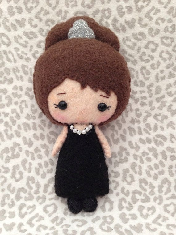 Audrey Hepburn Breakfast at Tiffany's doll,