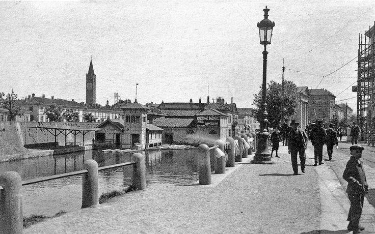 MILANO Sparita - Porta Ticinese 1895