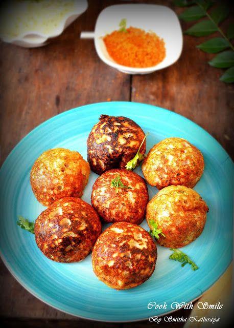JOLADA PADDU / JOWAR ( SORGUM ) PANIYARAM / JOWAR APPE RECIPE | Cook With Smile #jowar #Sorgum #paniyaram #glutenfree #glutenfreerecipes #indianbreakfast