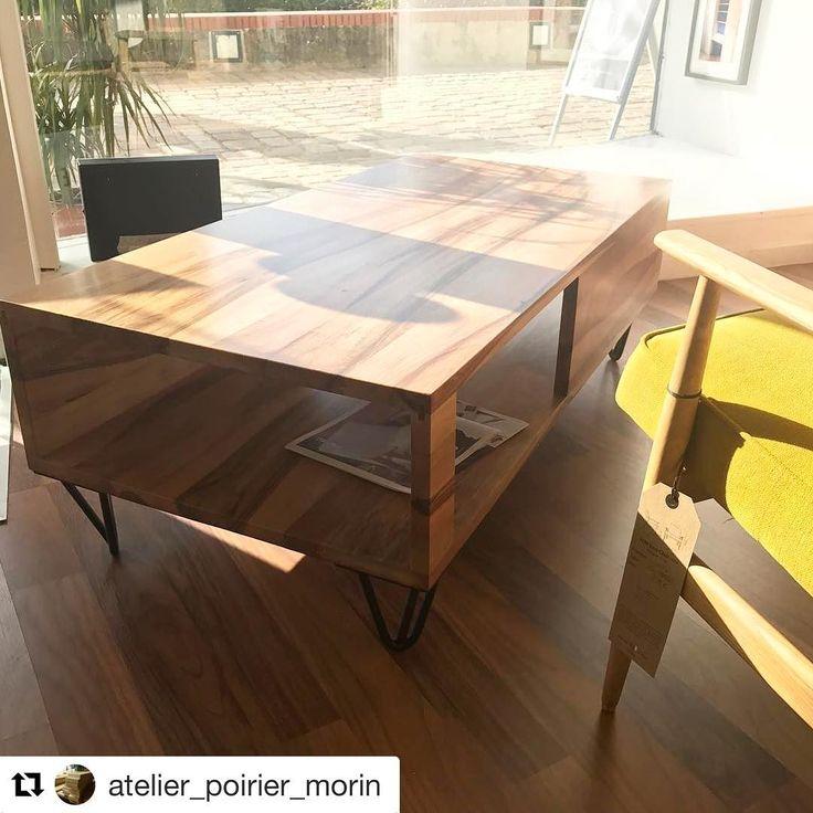 Table Et Hairpin Legs Ripaton, Kempson Ridge Oak Laminate Flooring