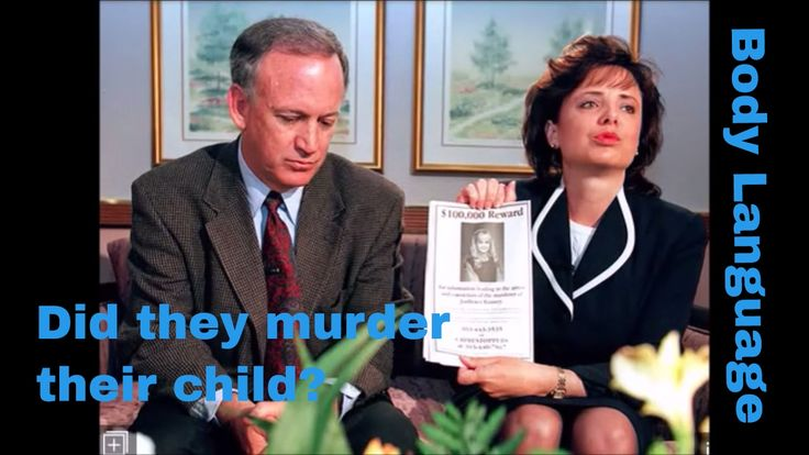 John and Patsy Ramsey Were they Involved in Murder?- Body Language