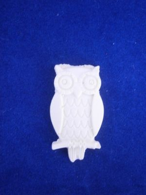 Baykuş Polyester 1,5X3 cm