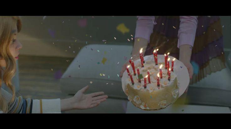 CATALANA OCCIDENTE - INSTANTES … instantes, slow motion, familia, tarta, casa, tranquilidad