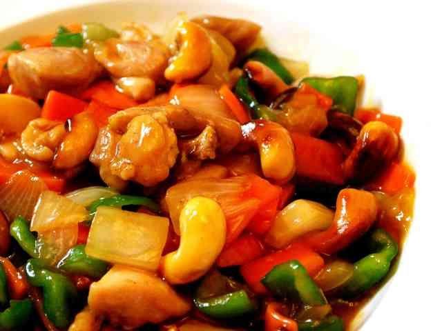 ☆鶏のカシューナッツ炒め☆の画像