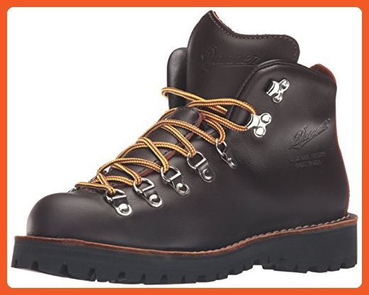 Danner Women's Portland Select Mountain Light Hiking Boot, Brown, 7 M US - Boots for women (*Amazon Partner-Link)