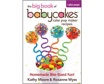 Cake Pops - love the idea of using a curly straw instead of a plain white stick