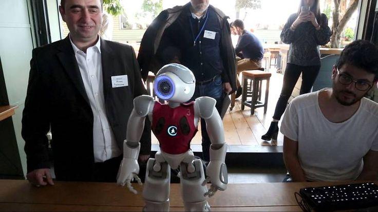Σύντομα τα ρομπότ θα κυκλοφορούν ανάμεσά μας