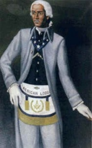 """On May 6, 1787, Prince Hall and 14 other African Americans who had joined a British lodge of Freemasons in 1775, received their own charter, becoming the African Lodge No. 459 in Boston. #TodayInBlackHistory."""