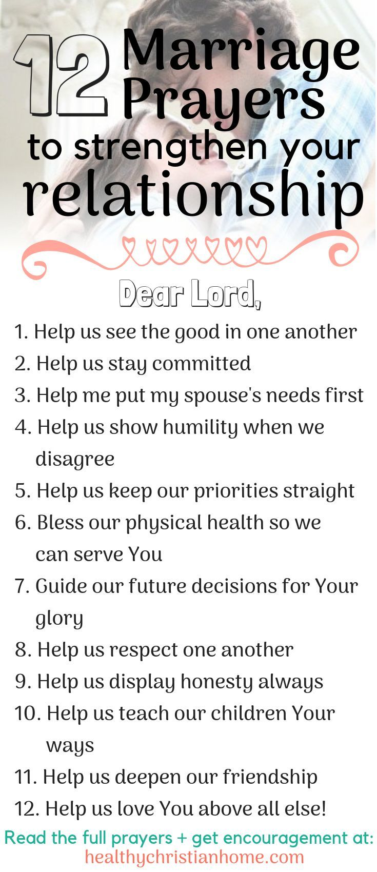 12 Prayers for Married Couples to Invigorate Your