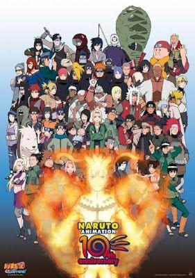 MY MADNESS ASIA: Naruto Shippūden (TV Serie)