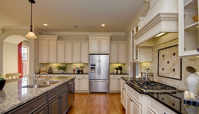 John Wieland Homes Mail: Home: Carolina Kitchen