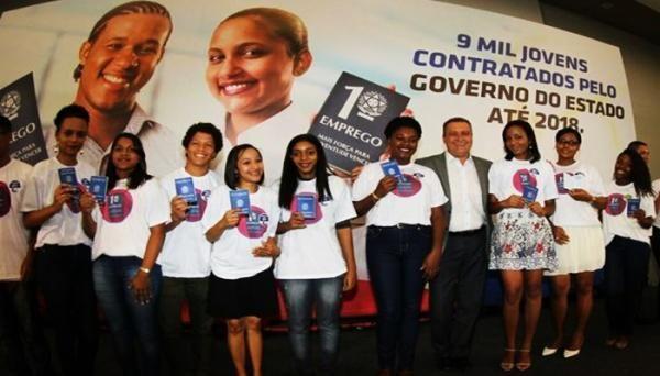 NONATO NOTÍCIAS: Governo da Bahia abre 9 mil vagas para jovens