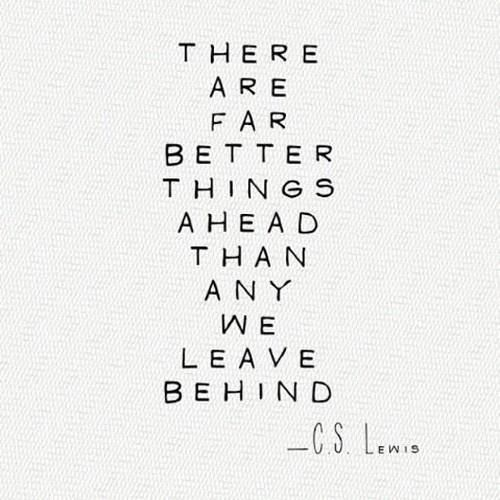 CS Lewis quote.