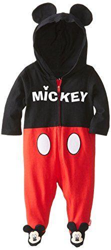 omg I love this <3 Disney Baby Boys Newborn Mickey Mouse Hooded Coverall with Ears, Black, 0-3 Months Disney http://www.amazon.com/dp/B00KCXI2MI/ref=cm_sw_r_pi_dp_JaV8tb1JVJG86