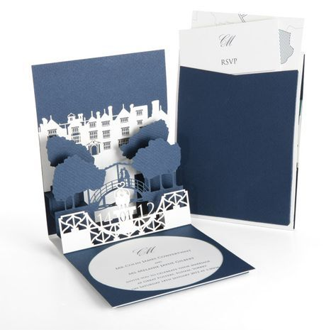 pop up wedding invitations is fantastic ideas which can be applied into your wedding invitation 18 - Pop Up Wedding Invitations