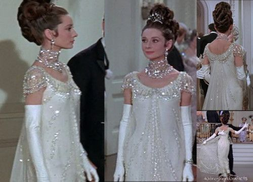 My Fair Lady Embassy Ball Dress I Remember When