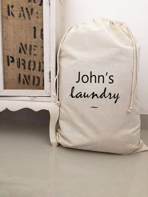 Personalised Laundry Storage Add A Special Touch In Your Home