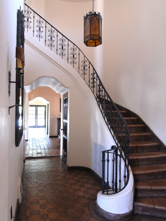 Spaces Spanish Colonial Design, Pictures, Remodel, Decor and Ideas - page 5
