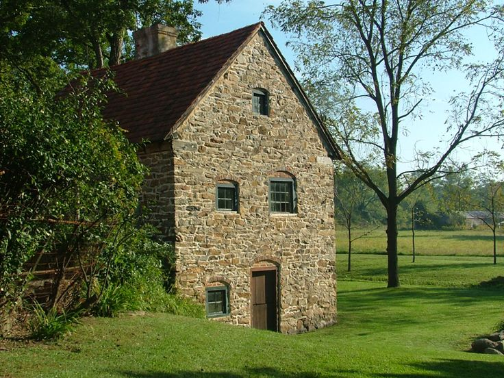 78 images about pennsylvania stone houses on pinterest for Stone built homes