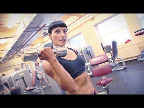 Тренировка плеч и рук для женщин от Зинаиды Руденко. (+playlist)