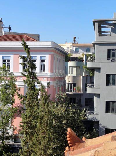 beautiful house in Aghia Irini, Athens, HELLAS