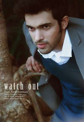 Parth samthaan's latest photoshoot