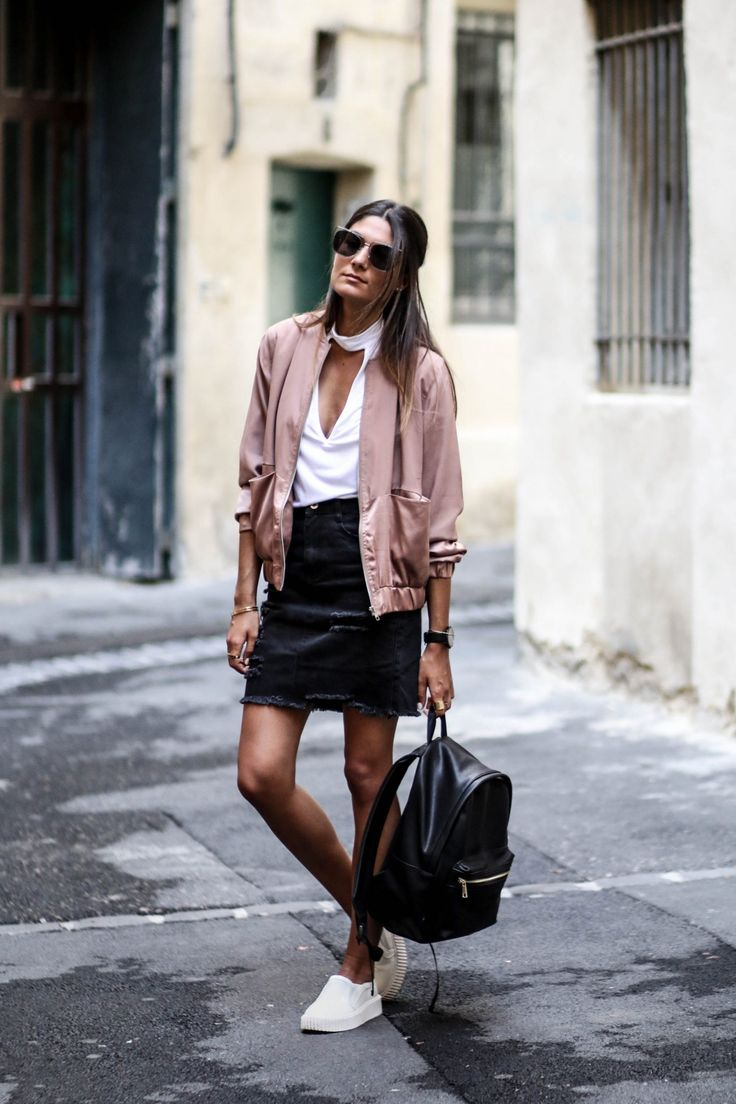 blog mode missguided bomber rose