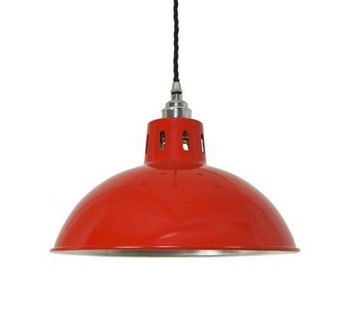 Mullan Osson Factory Pendant Light