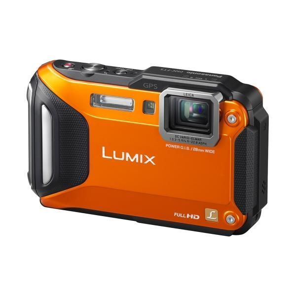 Panasonic Lumix DMC-FT5 Unterwasserkamera